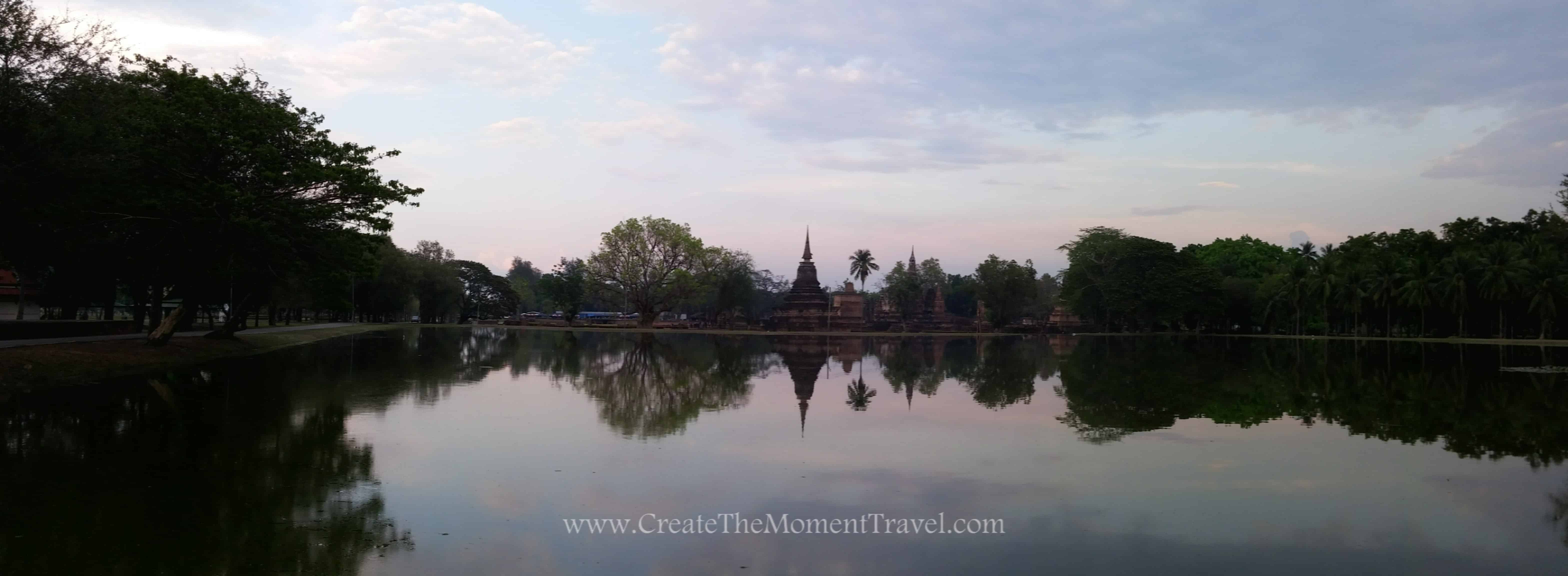 Sukhothai Thailand The Historical City by Create The Moment Travel