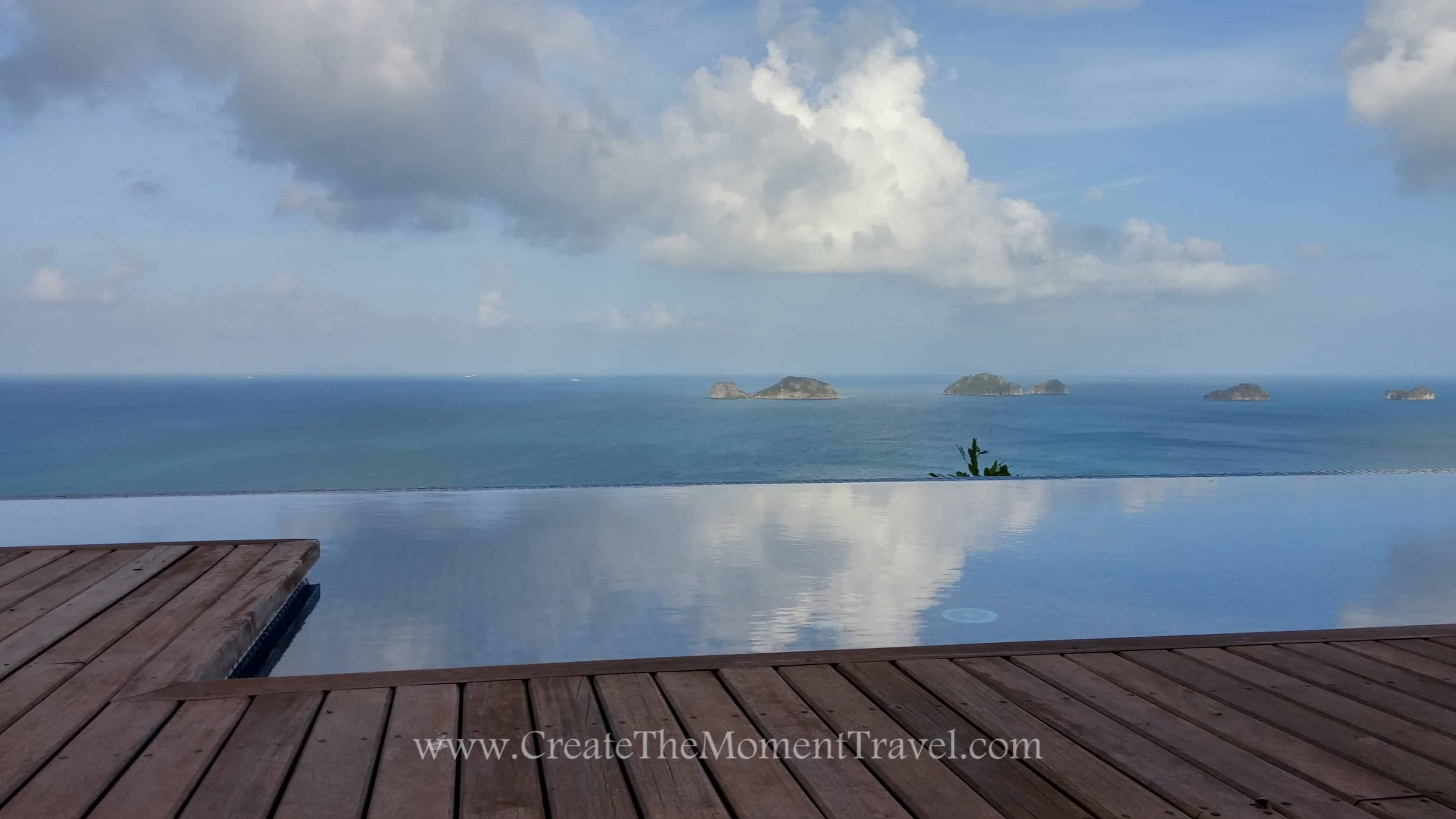 Beautiful Pools and relaxation in Thailand  by Create The Moment Travel