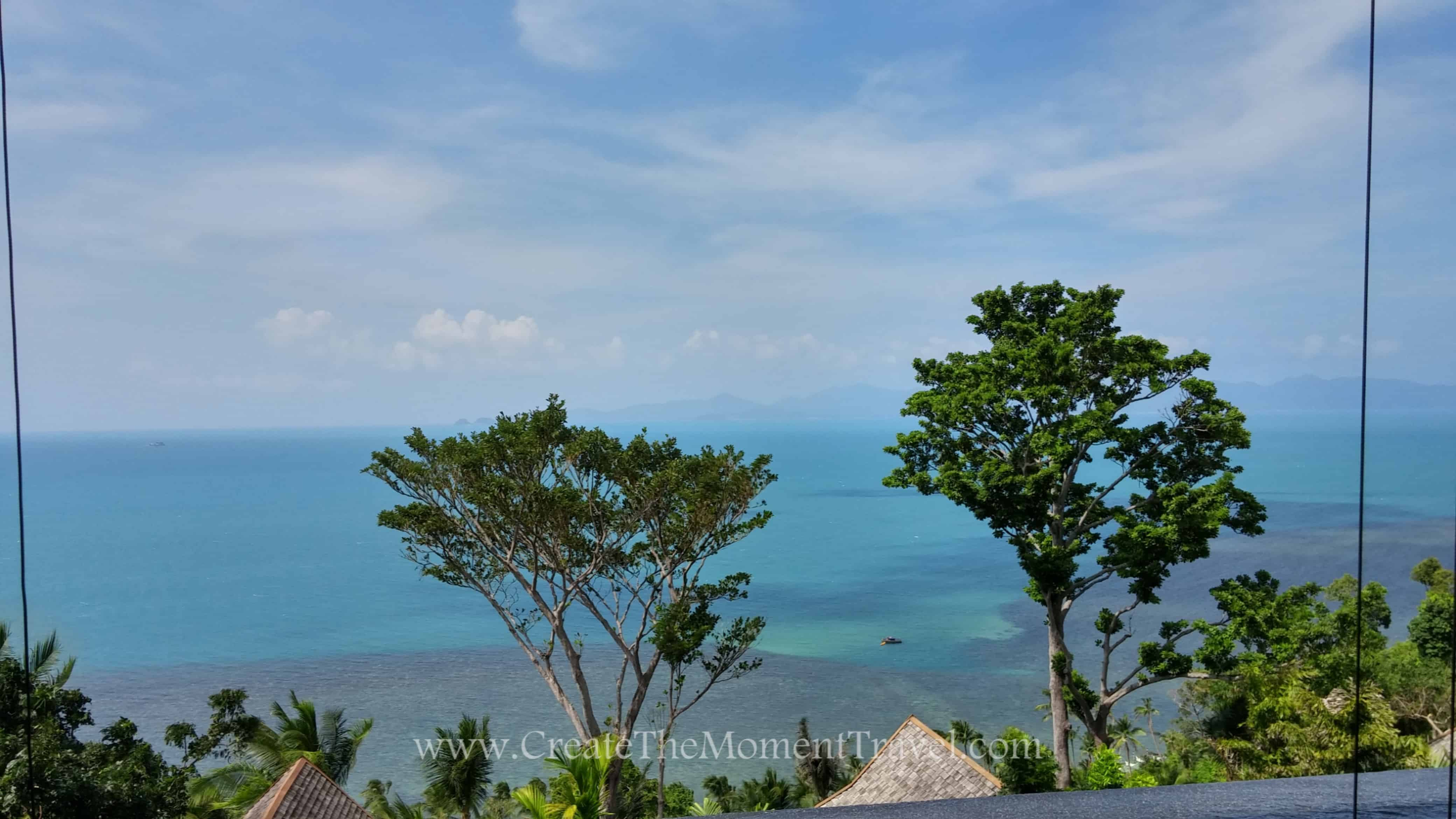 Beach View Koh Samui, Thailand by Create The Moment Travel