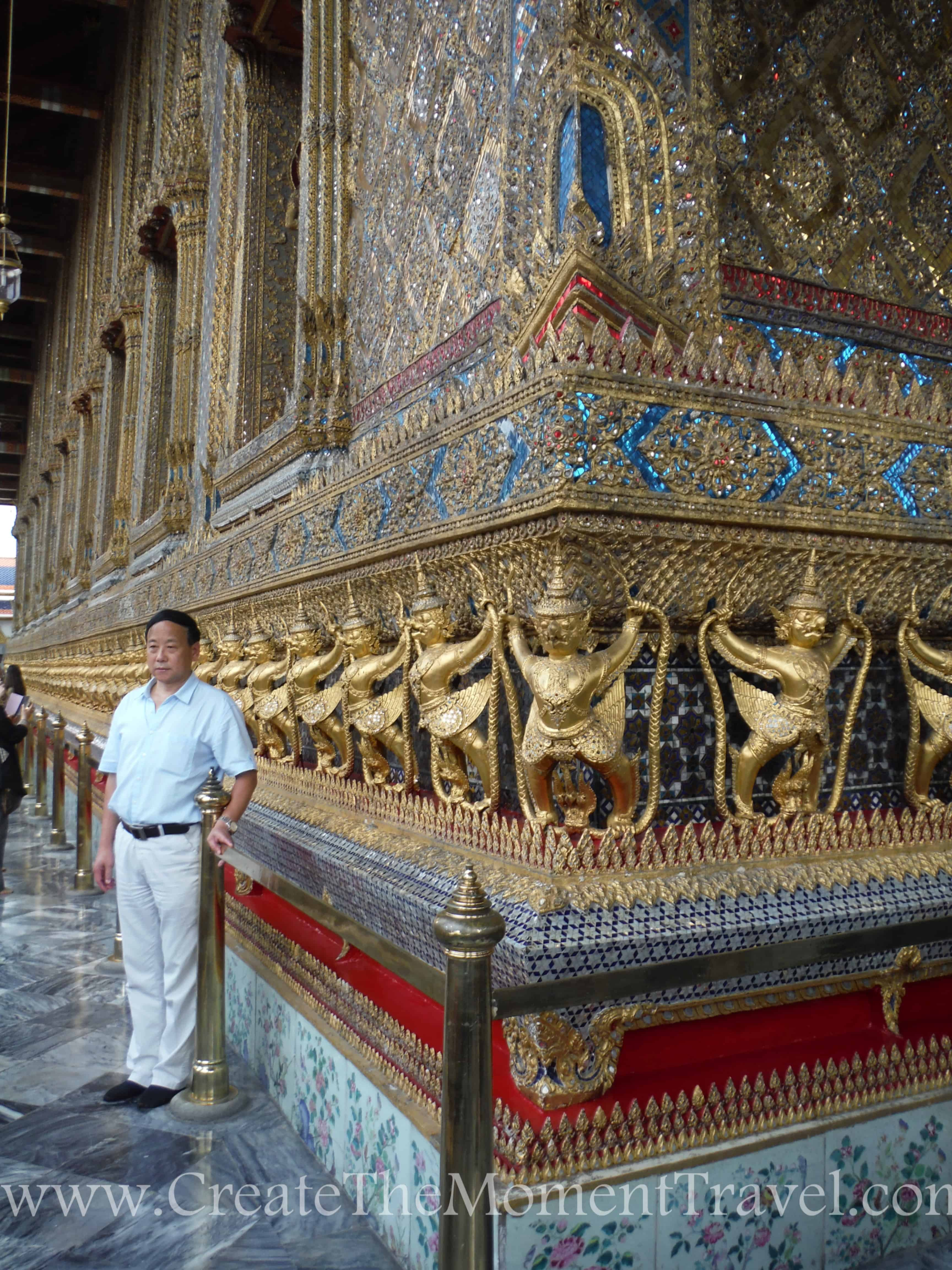 Grand Palace, Bangkok Thailand by Create The Moment Travel